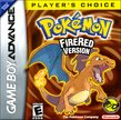 Pokemon Fire Red boxshot