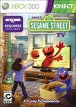 Kinect Sesame Street TV boxshot