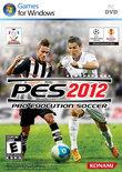 Pro Evolution Soccer 2012 boxshot
