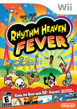 Rhythm Heaven Fever boxshot