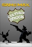 Sam & Max Episode 101: Culture Shock boxshot