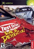 Test Drive: Eve of Destruction boxshot