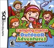 Camping Mama: Outdoor Adventures boxshot