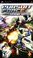 Pursuit Force: Extreme Justice boxshot