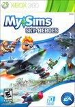 MySims SkyHeroes boxshot