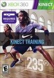 Nike+ Kinect Training boxshot