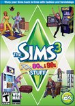 The Sims 3 70s, 80s, & 90s Stuff boxshot
