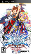 BlazBlue: Continuum Shift 2 boxshot