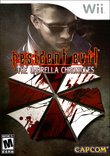 Resident Evil: The Umbrella Chronicles boxshot