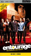 Entourage: 1st Season (Disc One) boxshot