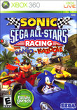 Sonic & SEGA All-Stars Racing boxshot