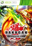 Bakugan Battle Brawlers: Defenders of the Core boxshot
