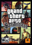 Grand Theft Auto: San Andreas boxshot