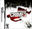 Unsolved Crimes boxshot