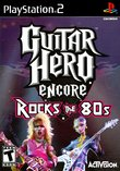 Guitar Hero Encore: Rocks the 80s boxshot