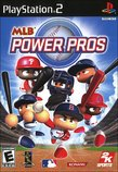 MLB Power Pros boxshot
