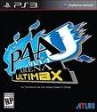 Persona 4 Arena Ultimax boxshot