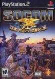 SOCOM: U.S. Navy Seals boxshot