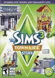 The Sims 3: Town Life Stuff boxshot