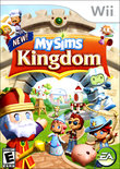 MySims Kingdom boxshot