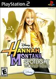 Hannah Montana: Spotlight World Tour boxshot