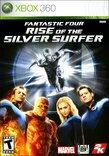 Fantastic Four: Rise of the Silver Surfer boxshot
