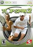 Top Spin 2 boxshot