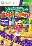 Motion Explosion boxshot