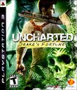 Uncharted: Drake's Fortune boxshot