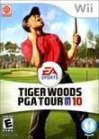 Tiger Woods PGA Tour 10 boxshot