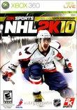 NHL 2K10 boxshot