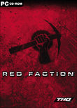 Red Faction boxshot