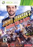 Jimmie Johnson's Anything with an Engine boxshot