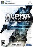 Alpha Protocol boxshot
