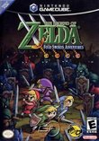 The Legend of Zelda: Four Swords Adventures boxshot