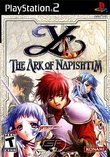 Ys: The Ark of Napishtim boxshot