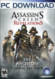 Assassin's Creed Revelations - The Ancestors Character Pack boxshot