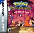 Pokemon Mystery Dungeon: Red Rescue Team boxshot