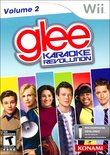 Karaoke Revolution Glee: Volume 2 boxshot