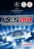 Pro Evolution Soccer 2014 boxshot