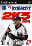 Major League Baseball 2K5 boxshot