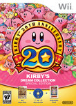 Kirby's Dream Collection: Special Edition boxshot