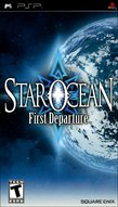 Star Ocean: First Departure boxshot