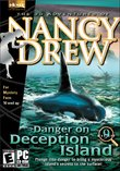 Nancy Drew: Danger on Deception Island boxshot
