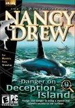 Nancy Drew: Danger on Deception Island boxshot