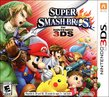 Super Smash Bros. for Nintendo 3DS boxshot