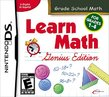 Learn Math Genius Edition boxshot
