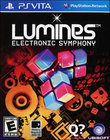 Lumines: Electronic Symphony boxshot
