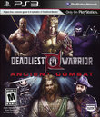 Deadliest Warrior: Ancient Combat boxshot