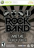 Rock Band Metal Track Pack boxshot